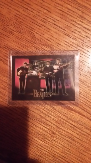 the beatles card  no88
