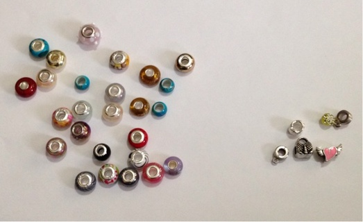 Euro Beads 30+.  Lot 2
