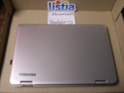 Toshiba Satellite Radius 11, L15W-B1320 Touchscreen Laptop.