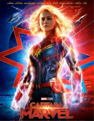 Captain Marvel HD digital copy