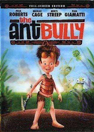 The Ant Bully dvd full screen