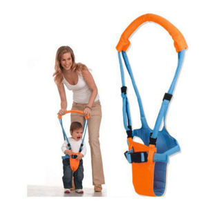 Baby Assistant Toddler Kid Harness Bouncer Jumper Learn To Moon Walk Walker