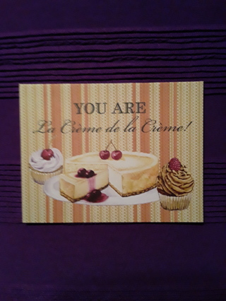 Note Cards - YOU ARE