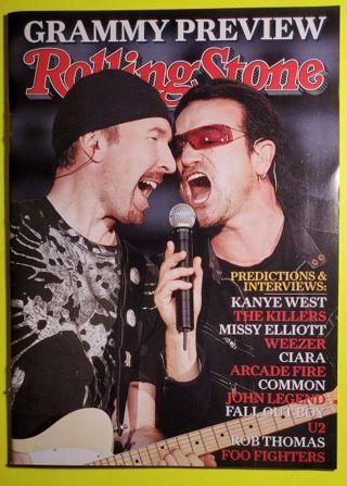 2006 mini Rolling Stone magazine
