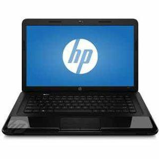 HP Black Laptop PC with Intel Celeron N2830 Processor, 4GB Memory, 500GB Hard Drive and Windows 8.1