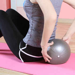 [GIN FOR FREE SHIPPING] 25cm Fitness Pilates Ball Balance Explosion-proof PVC Yoga