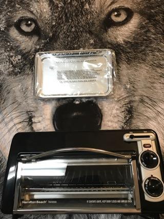 Hamilton Beach 22708 Toaster Oven
