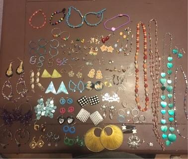 Huge Jewelry Lot!