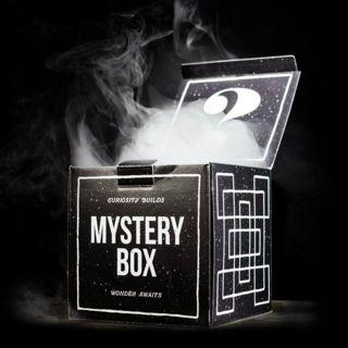 MYSTERY Halloween Fall envelope or box Devil Horns