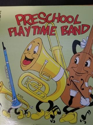 Preschool Playtime Bands record