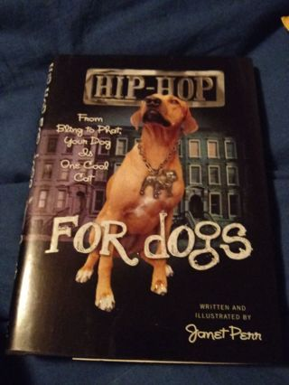 New Book Hip Hop For Dogs
