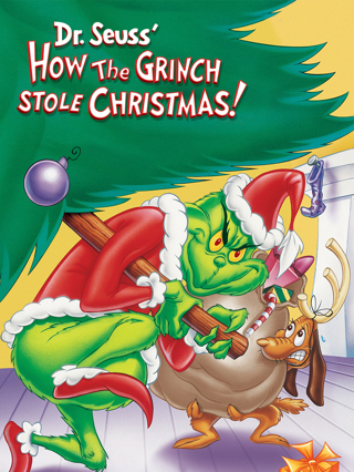 how the Grinch stole Christmas (SD) (Moviesanywhere)