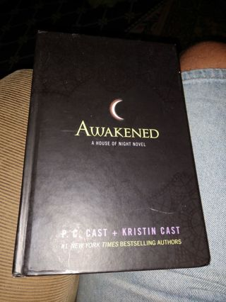Awakened by Casts (hardcover)