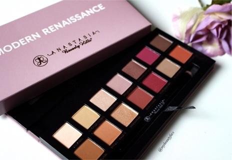 REDUCED **Anastasia Beverly Hills palette modern renaissance