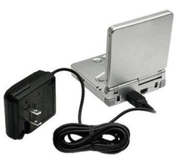 NEW PORTABLE WALL CHARGER for: NINTENDO DS , GAME BOY ADVANCE SP , GAMEBOY ADVANCE