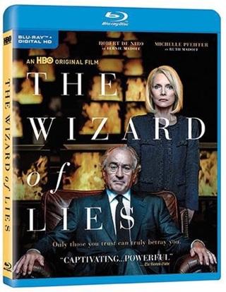 The Wizard of Lies HDX Ultraviolet/VUDU Digital Copy