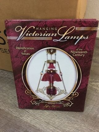 Vintage lamps book price guide old lamp