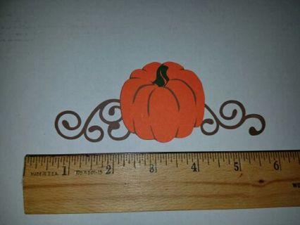 Did cut Pumpkin