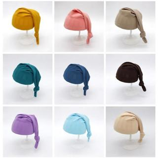 Newborn Photography Accessories Baby Sleeping Knot Hat Soft Comfortable Baby Photo Props Infant Sh