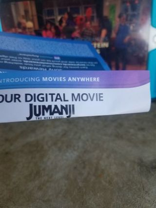 New jumanji the next level movie