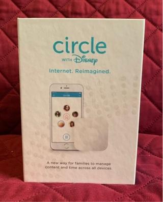 Disney + Circle Router