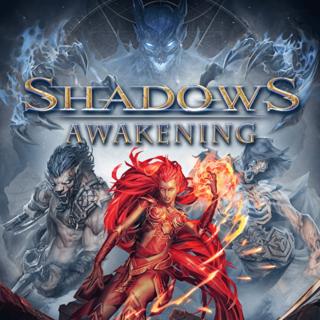 <PC Game. REGIONAL RESTRICTED!!!> Shadows: Awakening <Humblebundle Gift Link (Steam Key)>
