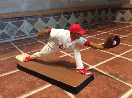 ALBERT PUJOLS MCFARLANE Action Figure MLB Series 27 ST. LOUIS CARDINALS