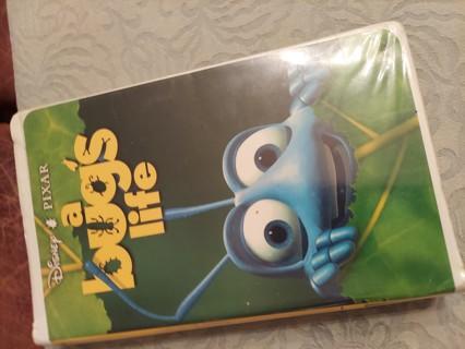 VHS - A BUG'S LIFE