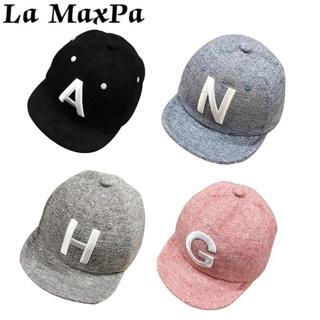 Summer Autumn Letter Baby Baseball Caps Baby Boy Girls Adjustable Snapback Caps Hip Hop Baby Boy H