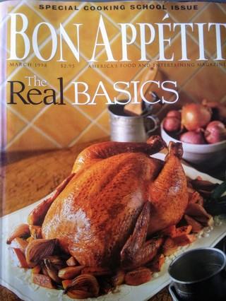 March 1998 bon appetit