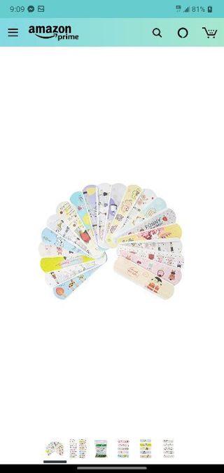 10 Cute Japanese Bandages