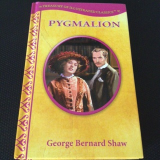 the speech and word choice in the play pygmalion by george bernard shaw Free essay: pygmalion by george bernard shaw george bernard shaw's father an expert in the art of speech the play pygmalion by bernard shaw.