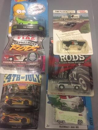 Hot Wheels lot (pick 1)