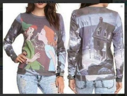 1 Cute Disney Pullover Sweatshirt FREE SHIPPING