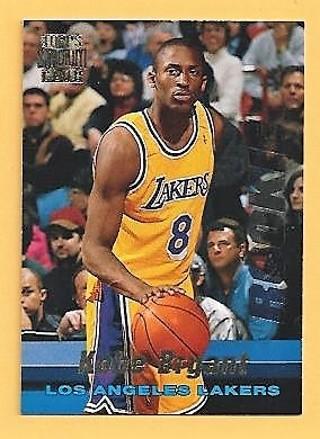 1996-97 Topps Stadium Club Rookie 1 #R12 Kobe Bryant Los Angeles Lakers