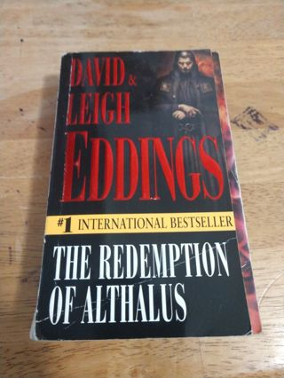 The Redemption of Althalus by Eddings (paperback)
