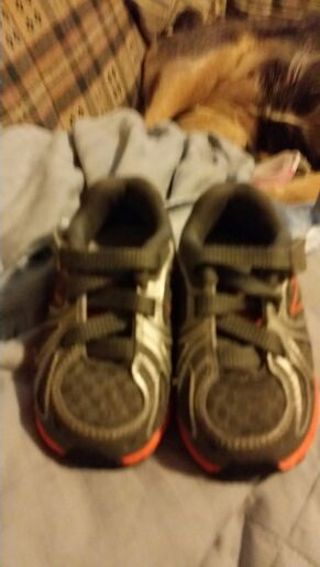 New boundary NB baby shoes size 3