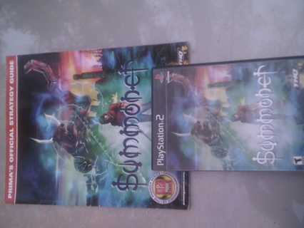 ps2 game summoner with officaial strategy guide