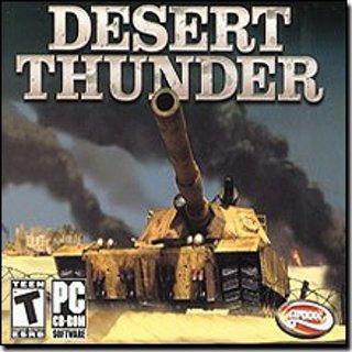 Desert Thunder - Steam Key