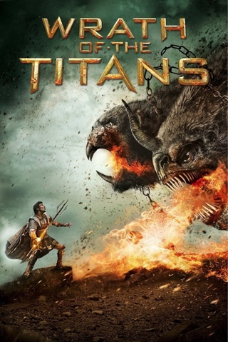 Digital Movie Code for Wrath of The Titans In HD