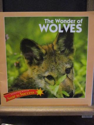 The Wonder of Wolves - Paperback Book