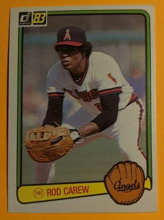 1983 ROD CAREW