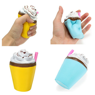 Ice Cream Squishy 10*6*4CM Super Slow Rising Collection Gift Decor Toy