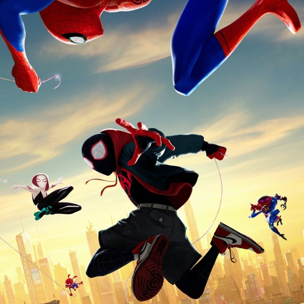 Free: Spider-Man: Into the Spider-Verse 4K UHD Digital