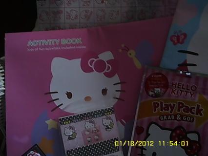 Hello Kitty Activity Korner of Fun