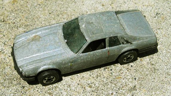 Free Vintage Hot Wheels Jaguar Xjs Toy Car Collectible Toys