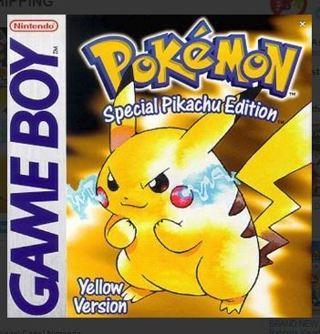 1 NEW Pokemon Yellow Version 3DS Digital Code Nintendo FREE SHIPPING