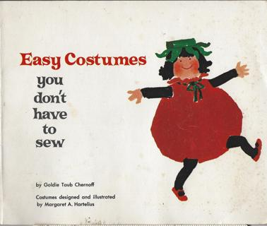 EASY COSTUMES you don't have to sew booklet