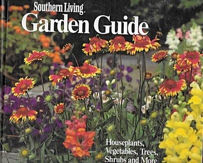 Southern Living Garden Guide - Hardbound