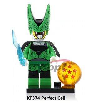 Dragon Ball Z Perfect Cell Building Blocks Kids Toys Collection